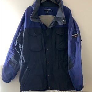 Polo Sport ralph lauren jacket